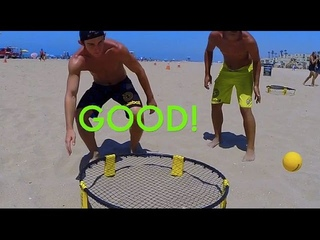 How To Play Roundnet with Team Spikeball™
