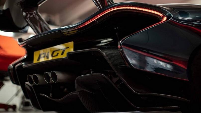 Длина имеет значение — Эволюция «длиннохвостых» McLaren, изображение №24