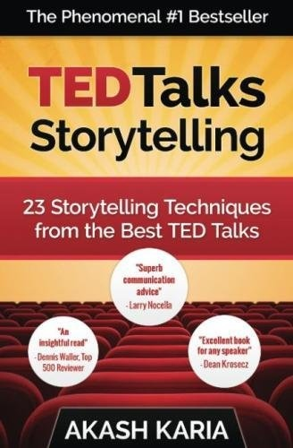 Akash Karia] TED Talks Storytelling  23 Storytell