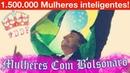 1 5 Milhões Grupo Mulheres com Bolsonaro 17 Oficial Conheça e espalhe