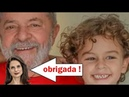 Teleguiada de Moro foi OBRIGADA a deixar Lula velar neto