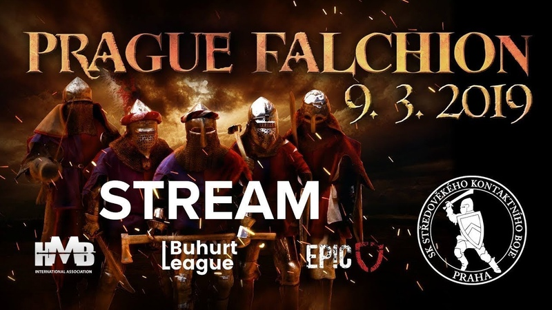 Pražský Falchion 2019 HMB tournament záznam streamu