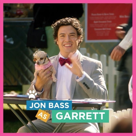 """Dog Days on Instagram: """"Meet Garrett, the adorkable dog rescue owner whose heart is ready for puppy love. Don't miss @thejonbass in DogDays - in t..."""