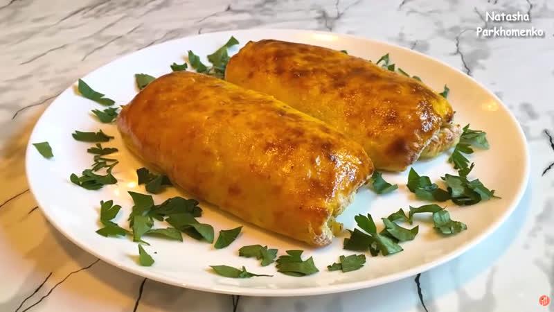 Картофельные Рулетики с Фаршем ⁄ Potato Rolls With Minced Meat ⁄ Пошаговый Рецепт (Вкусно и Просто!)