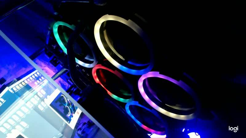 Aigo DR120 RGB FAN 10