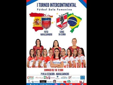 I Torneo Intercontinental Futsi Navalcarnero - Leoas Da Serra