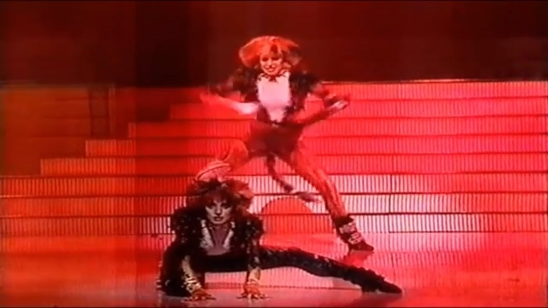 Aeva May and Rosemary Ford Macavity Cats 1991 HD