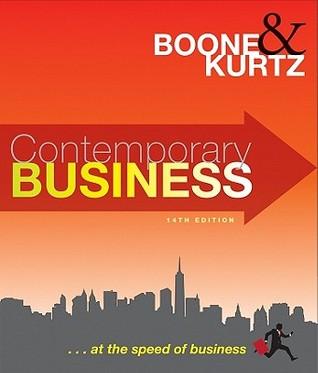 Contemporary Business- 2012 Update Coursesmart