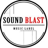 Логотип Музыкальный лейбл - SOUND BLAST