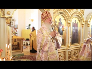 Проповедь митрополита Тобольского и Тюменского Димитрия (Капалин Алексей Михайлович)