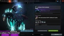 Echoes of the Everblack set for Abaddon DOTA 2 TI9 Collector's Cache