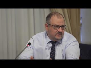 Павел Безручко  о причинах, по которым стоит принять участие в конкурсе  Губернаторский резерв