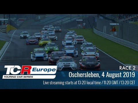 2019 Oschersleben TCR Europe Round 10 in full