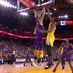@nbatv on Instagram: @ivicazubac rose UP for the rejection!