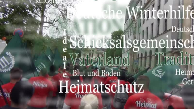 Erstes Mobilisierungsvideo zum Heldengedenken in Wunsiedel – Der III. Weg