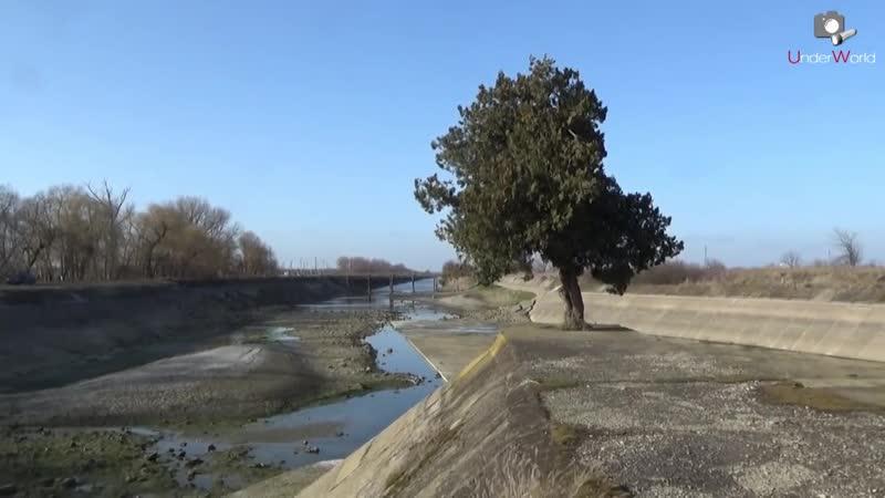Одно из красивейших заброшенных мест Кубани у Краснодара Федоровский гидроузел Мелиорация в СССР