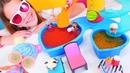 Spielspaß mit Puppen - Ayça organisiert für die LOL Puppen eine Poolparty
