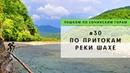 30 Сочи. Поход-разведка правых притоков реки Шахе: Щела, Псий, Волчья Щель, ручей Открытый