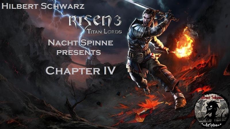 RISEN 3 TL - Часть 4: Древнее Знание, Повелитель Теней, Берк Нежить.