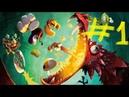 Rayman Legends (Реймен Легендс), обзор игры, прохождение игры