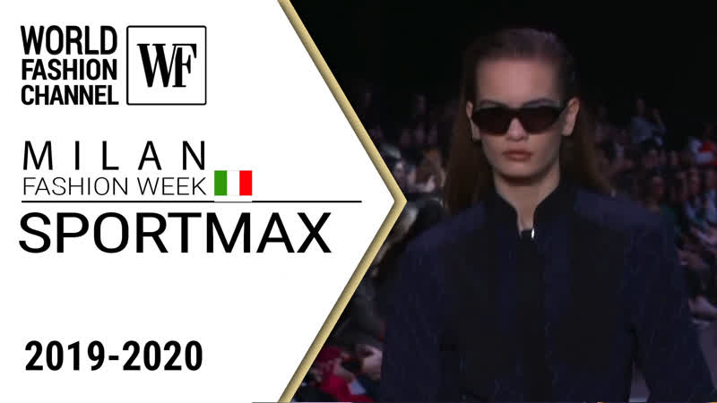 Sportmax Fall-Winter 19/20 | Milan Fashion Week