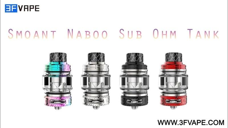 Smoant Naboo Sub Ohm Tank
