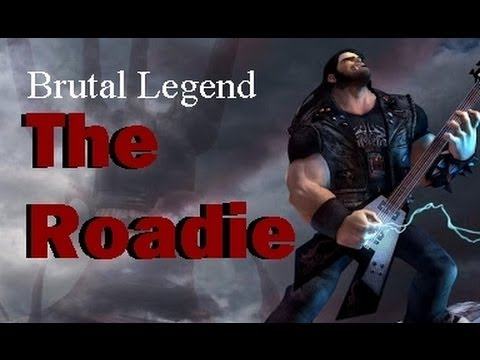 Brütal Legend The Roadie Tenacious D