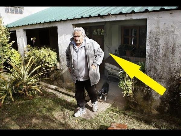 С виду он обычный пенсионер. Но вы не поверите, когда узнаете кто это!