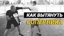Бокс как вытянуть соперника и научиться не моргать при ударах