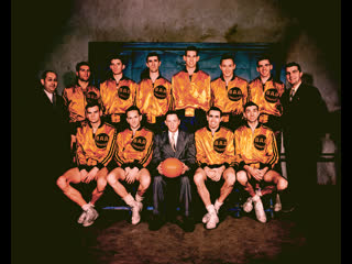 On this date in 1947, the Dubs claimed the first ever championship