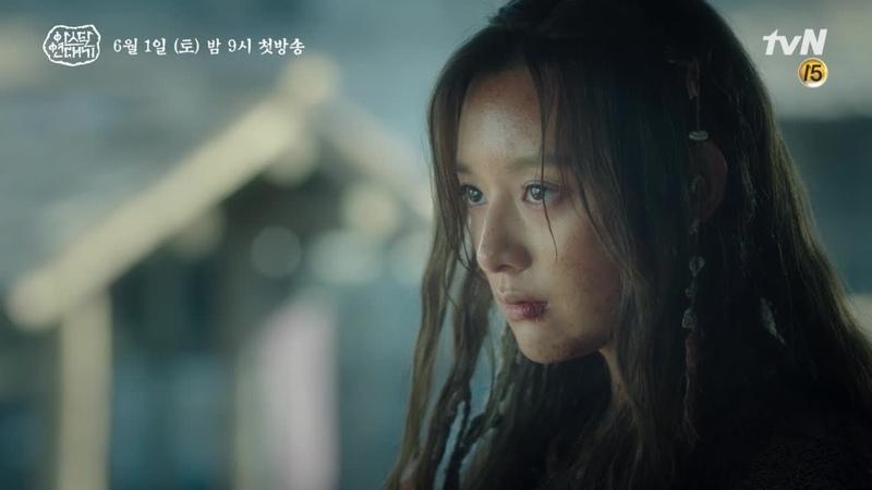 ′예언의 아이′ 김지원, 장동건 향한 서슬퍼런 저주 ′내가 죽으면 그 아이46020