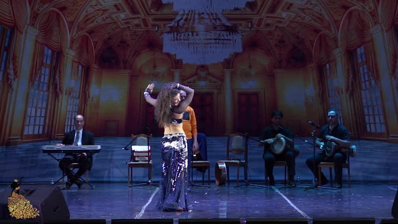 Анна Жданок Daret El Ayam профессионалы Arabian Queen 2019