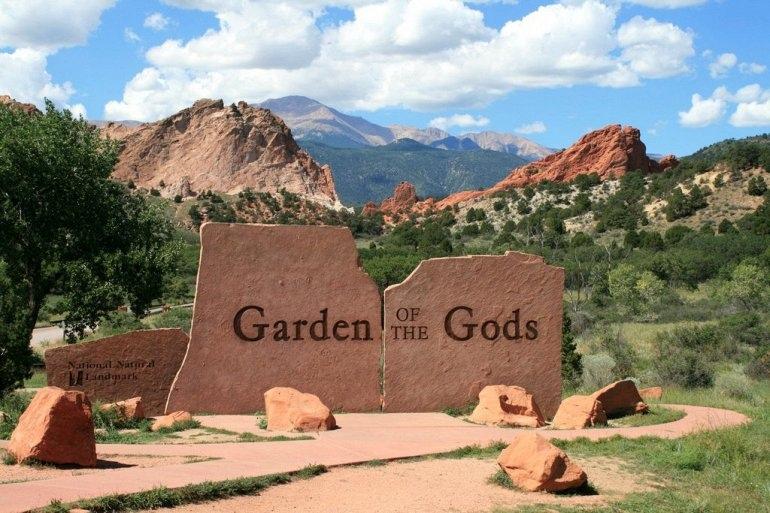 Сад Богов (Колорадо-Спрингс)