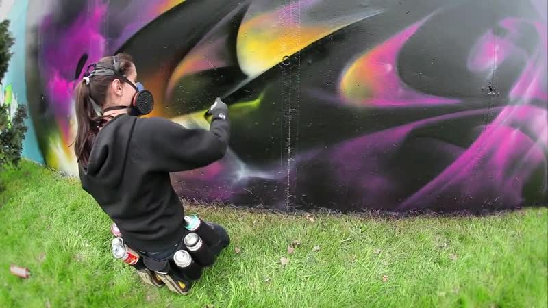 Graffiti MadC for Molotow transparent