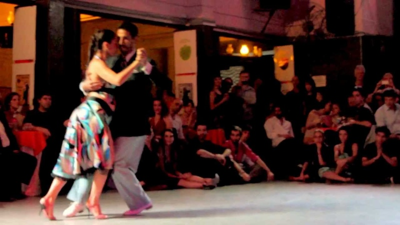 Tango 1 by 'Los Totis' Virginia Gomez and Christian Marquez at Fruto Dulce