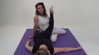 Professional Thai Massage Training Part VI: Prone & Seated Positions