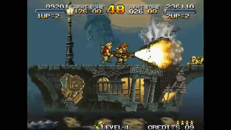 Death_Devil, Grisha92 - Metal Slug Arcade