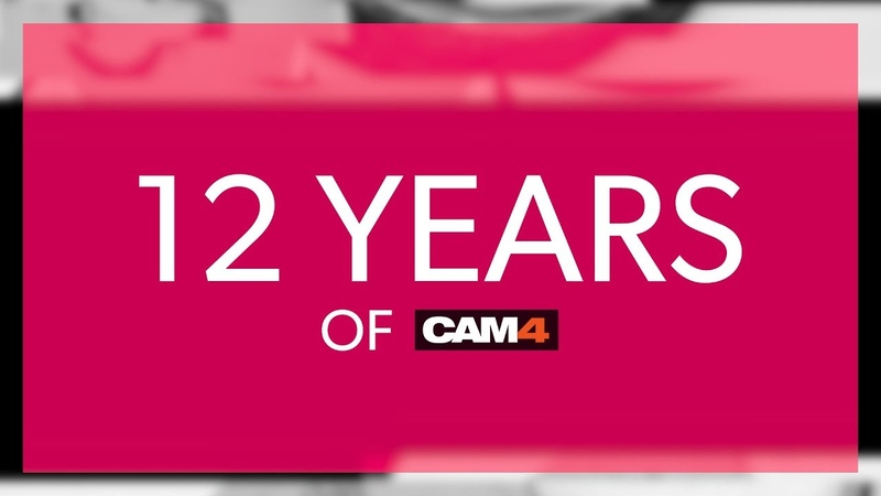12 YEARS OF CAM4