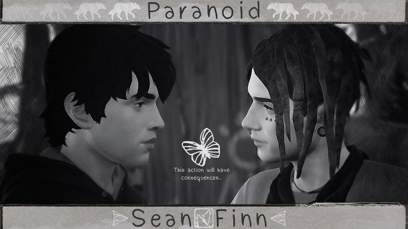 Dontnod|LiS 2| Paranoid (FinnSean)