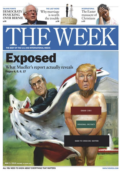The Week Magazine 05.03.2019