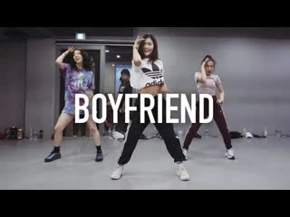 1million dance studio ariana grande, social house boyfriend ⁄ ara cho choreography