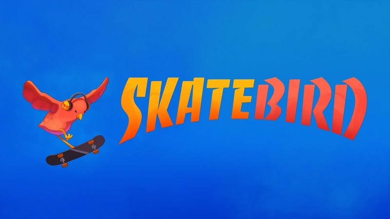 SkateBIRD Announce Official Trailer