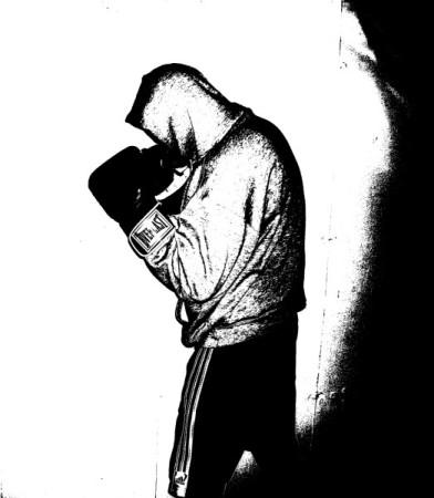 Боксер в капюшоне картинки