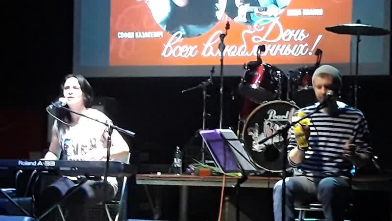 Женя Щербаков и Вика Дариан , 14.02.19 3