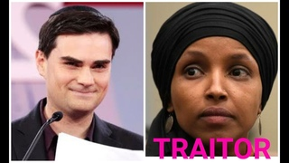 """She is an infiltrator"" Ben shapiro Brilliantly EXPOSE Rep. Ilhan Omar"