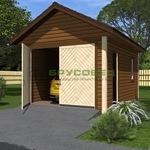 Проект гаража «Хейст»