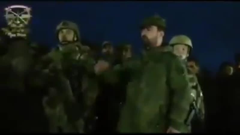 Командующий Силами Тигра сирийской армии бригадный генерал Сухейль аль Хасан рассказывает о подвигах своих бойцов которые нес
