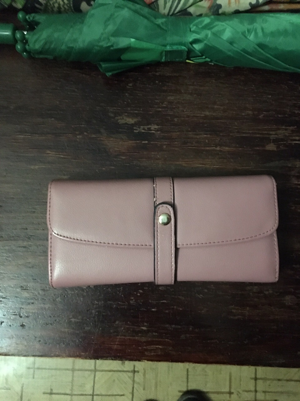 Найден кошелёк в «Пятерочке» на улице Ухтомского сегодня примерно в час дня