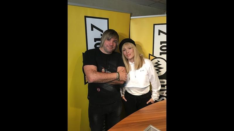 Natasha Bedingfield - Interview at Radio Salue