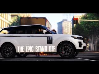 The epic stand off ¦ gta v pc editor gta 5 short film